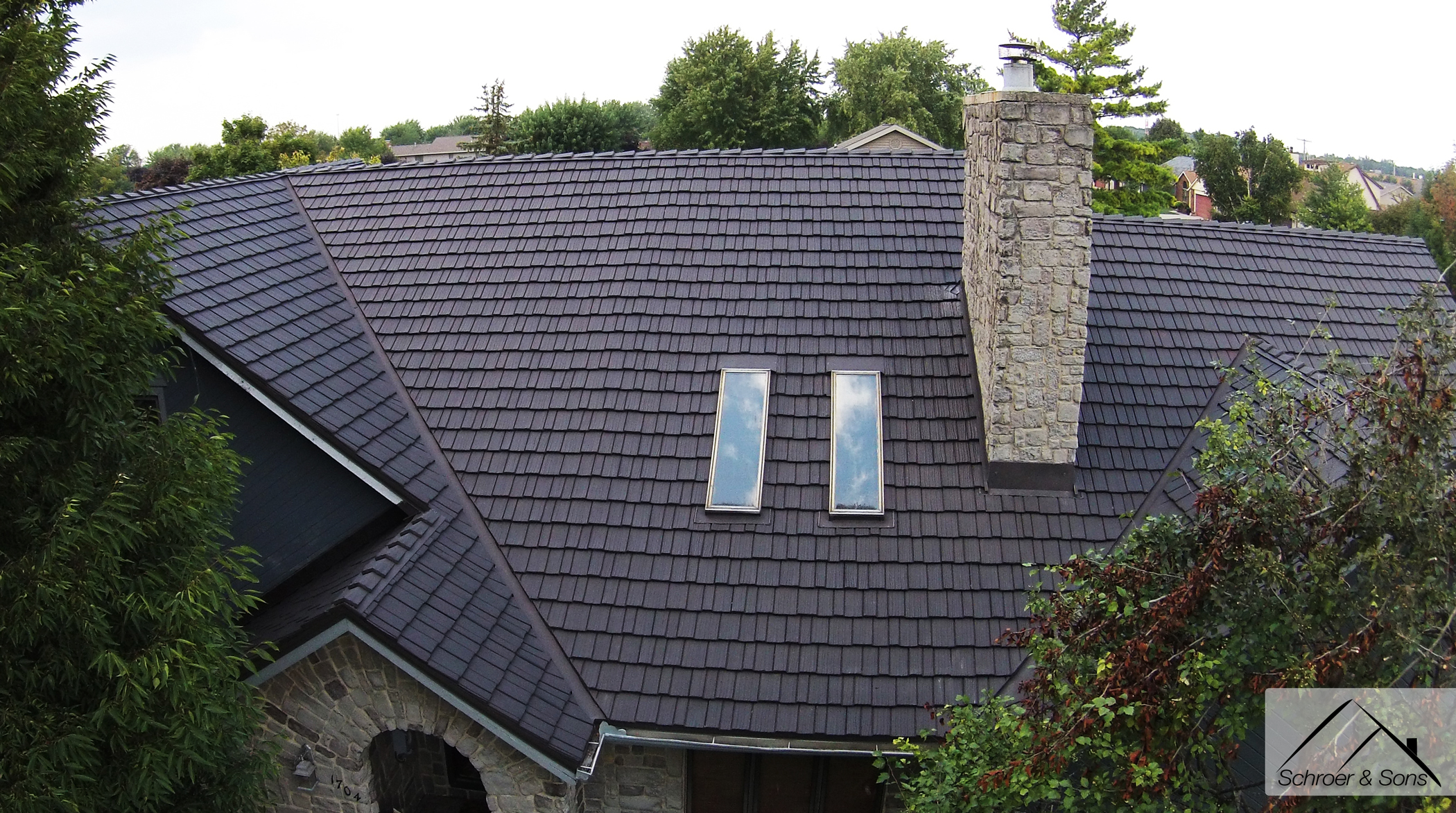 The Truth Behind Wood Shake Roofs Schroer Amp Sons