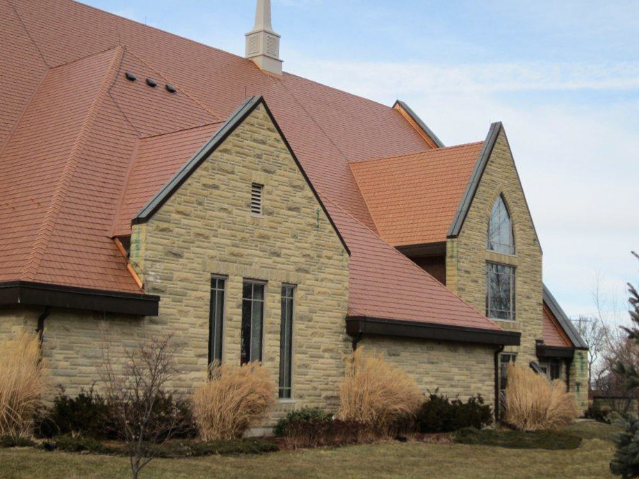 Is Your Church Looking For A Roof Consider Lifetime Metal