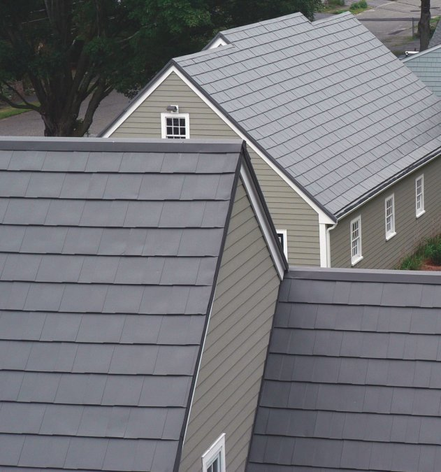 Oxford aluminum shingle schroer sons central ohio for Classic shingles