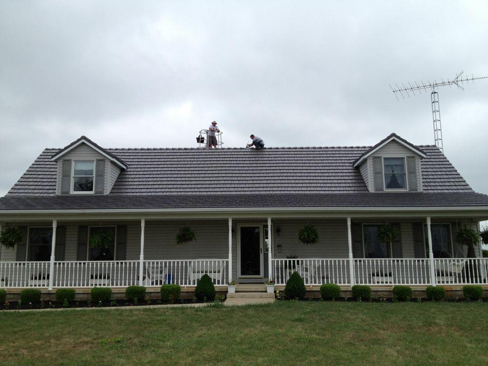 Metal Roofre Metal Roofing Columbus Ohio