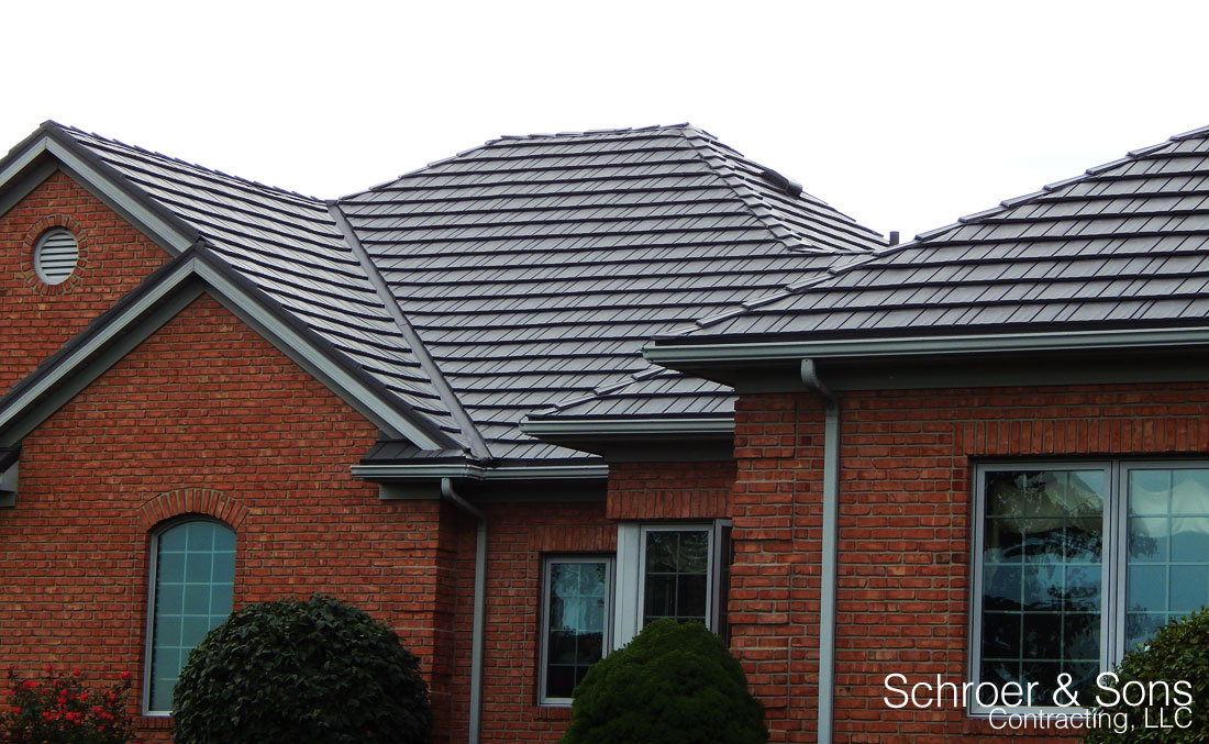 rustic shingle schroer sons sidney lima columbus oh ForRustic Roof