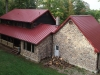 Schroer Standing Seam - Colonial Red, Sidney Ohio