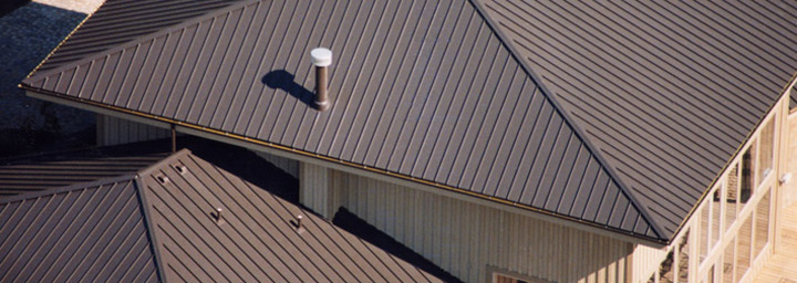 Standing Seam Schroer Amp Sons Sidney Lima Columbus Oh