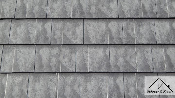 Slate Aluminum Roof