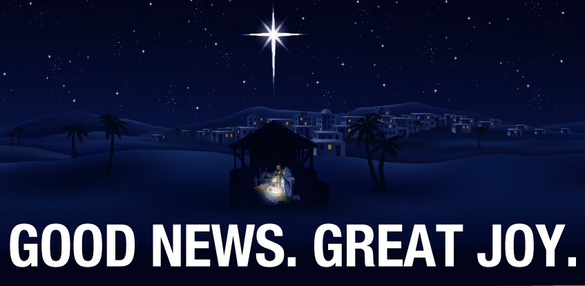 Good News Great Joy Schroer Amp Sons Sidney Lima