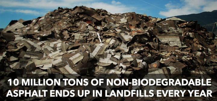 shingles-nonbiodegradable